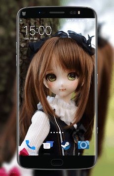 Doll Wallpaper pc screenshot 1