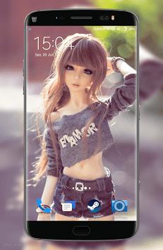 Doll Wallpaper pc screenshot 1