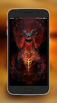 Dragon Wallpaper pc screenshot 1