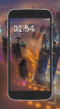 City Night Wallpaper pc screenshot 1