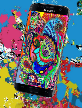 Psychedelic Wallpapers pc screenshot 1