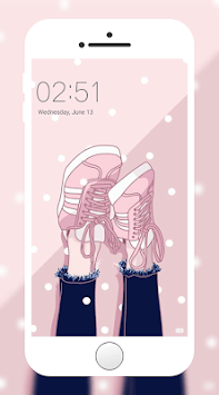 Girly Wallpaper pc screenshot 1