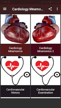 Cardiology Mnemonics, History Taking & Examination pc screenshot 2