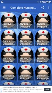 Complete Nursing Care Plans pc screenshot 1