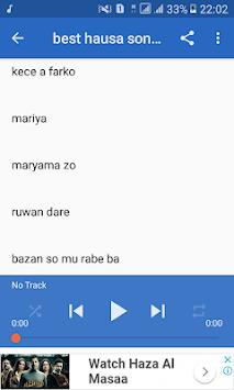 Best Hausa Songs pc screenshot 1