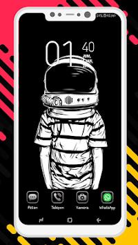 Black Art Wallpapers pc screenshot 2