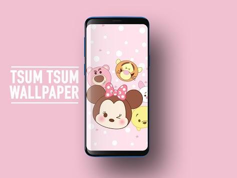 Best Tsum Tsum Wallpapers HD pc screenshot 1