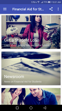 Financial Aid for Students pc screenshot 2