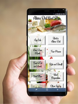 Atkins Diet Meal Plan pc screenshot 1