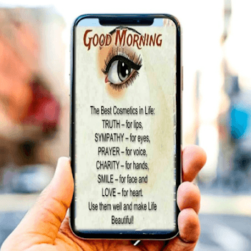 Inspirational Morning Wishes pc screenshot 1