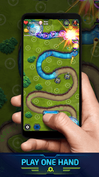 Tower Defense: Galaxy V pc screenshot 2