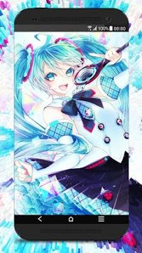 Anime Girl Wallpaper pc screenshot 1