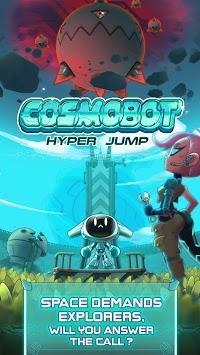 Cosmobot - Hyper Jump pc screenshot 1