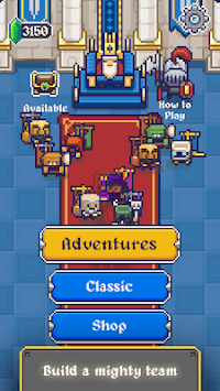 King Crusher – a Roguelike Game pc screenshot 1