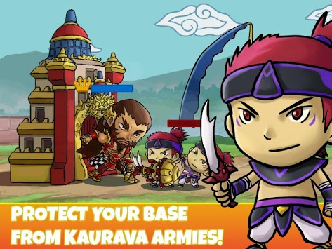Mahabharat Warriors pc screenshot 1