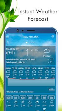Weather Forecast Live pc screenshot 1
