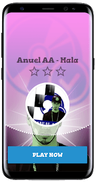 Anuel AA Piano Tiles Game pc screenshot 2