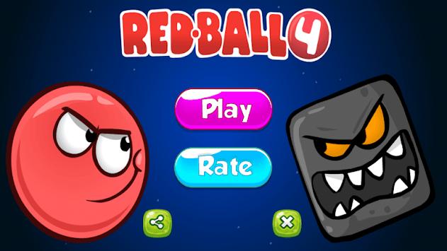 New Red Ball 4 PC screenshot 1