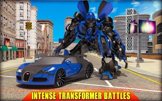 Car Robot Transformation 18: Robot Horse Games pc screenshot 1