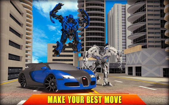 Car Robot Transformation 18: Robot Horse Games pc screenshot 2
