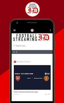 FBS ID TV: Football Streaming ID - Live Soccer pc screenshot 2