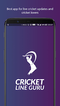 Cricket Line Guru : Fast Live Line pc screenshot 1
