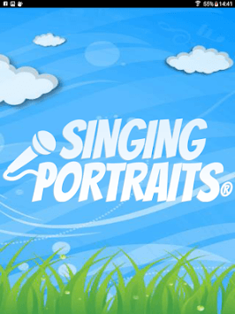 Singing Portraits pc screenshot 1