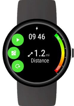 GPS Tracker for Wear OS (Android Wear) pc screenshot 1