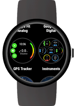 GPS Tracker for Wear OS (Android Wear) pc screenshot 2