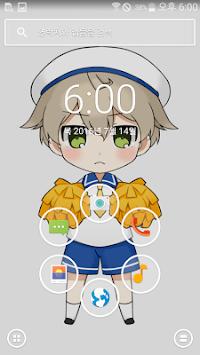 Anime Live2D Wallpaper pc screenshot 1