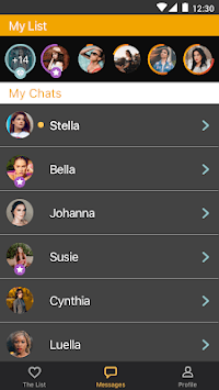 The List Dating pc screenshot 2