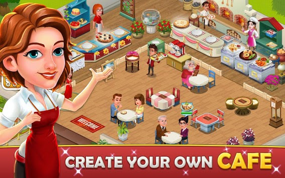 Cafe Tycoon – Cooking & Restaurant Simulation game pc screenshot 1