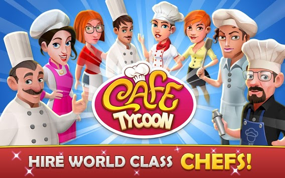 Cafe Tycoon – Cooking & Restaurant Simulation game pc screenshot 2