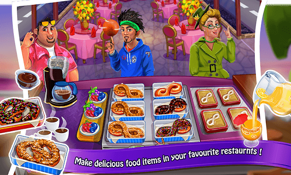 Cooking venture - Restaurant Kitchen Game pc screenshot 1