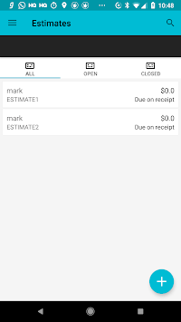 Invoice  Maker - Invoice and Estimate pc screenshot 1