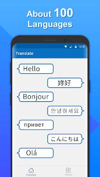 Translator PRO, Language Translate & Communicate pc screenshot 1