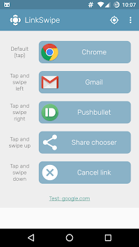 LinkSwipe pc screenshot 1