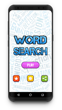 Word Search-Free Puzzle Game pc screenshot 1
