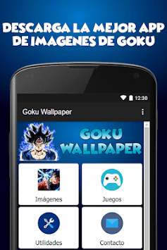 Goku Wallpaper pc screenshot 1