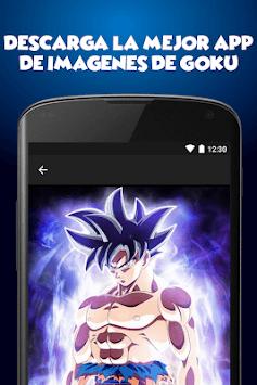 Goku Wallpaper pc screenshot 2