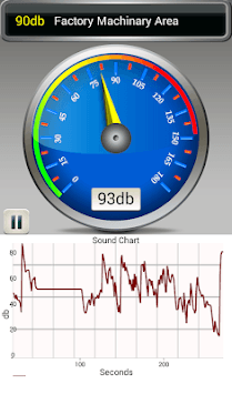sound meter decibel meter pc screenshot 1