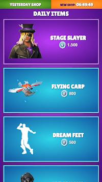 Daily Item Shop - Battle Royale Shop 2019 pc screenshot 2