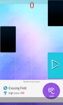 Piano Tap - Sword Art Online pc screenshot 1