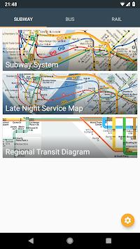 Subway Map: New York (Offline) pc screenshot 2