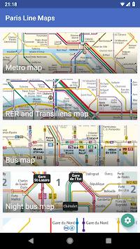 Metro Map: Paris (Offline) pc screenshot 1