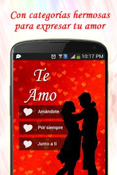Frases Bonitas de Amor con Imágenes Románticas pc screenshot 2
