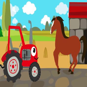 Песенки для детей - Машинка - мультик про машинки pc screenshot 1