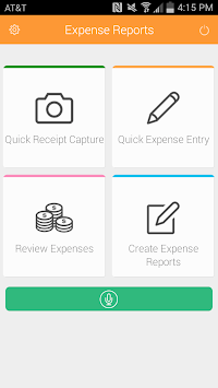 Expense Reports from AppZen pc screenshot 1