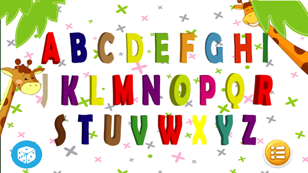 Writing the alphabet pc screenshot 2