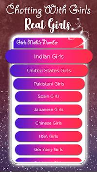 Real Girls Mobile Number Prank pc screenshot 2